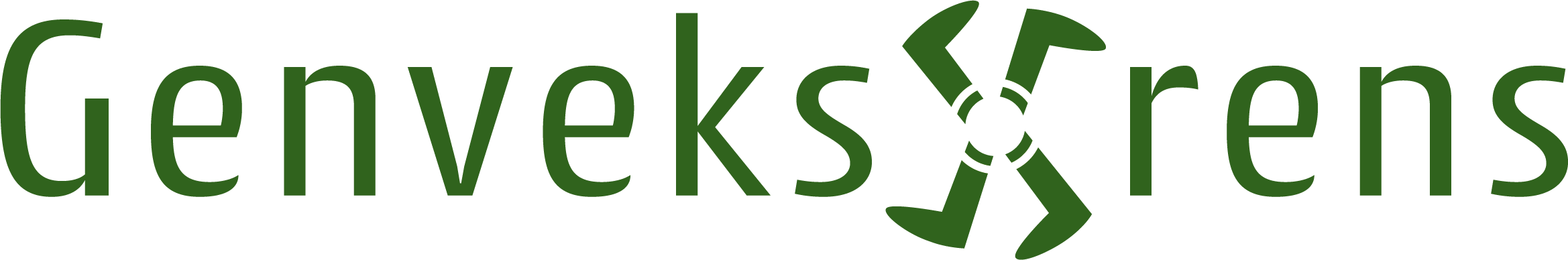 GenVeksRens Logo
